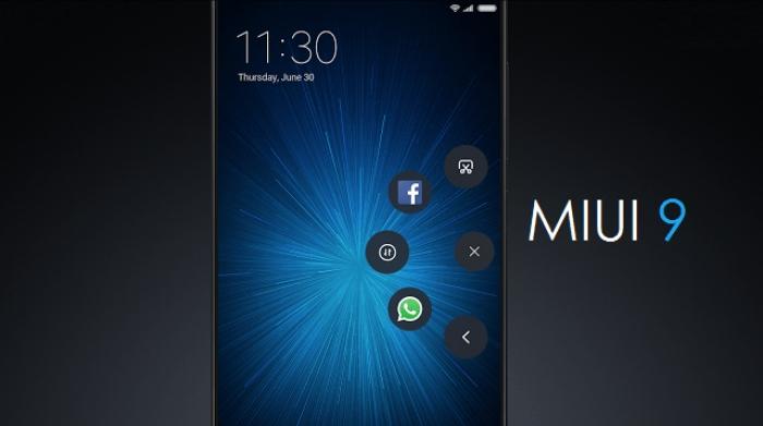 Xiaomi Mi 6 и Redmi Note 4X обновятся до MIUI 9 через неделю